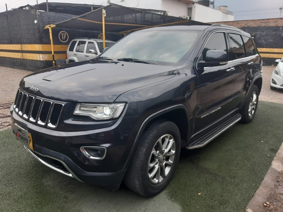 Jeep Grand Cherokee Limited 4x4 At 2015
