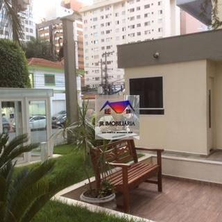 Apartamento Com 1 Dormitório À Venda, 50 M² Por R$ 500.000 - Moema - São Paulo/sp - Ap0563