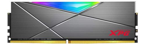 Imagen 1 de 6 de Memoria Ram Ddr4 Xpg D50 Rgb 16gb (2x8gb) 3200mhz Blk Or Wht