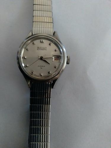 Reloj Seiko De Dama Automático 21 Jewels Japonés.