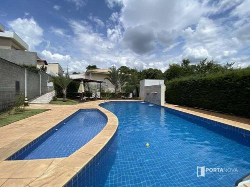 Casa Com 3 Dormitórios À Venda, 141 M² Por R$ 730.000,00 - Terras De São Fernando - Cotia/sp - Ca0624