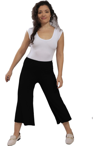Pantalon Tres Cuartos De Jean Pantalones Mercadolibre Com Ar
