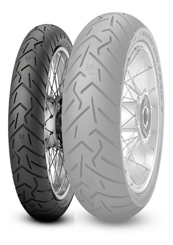 Cubierta 120 70 17 Pirelli Scorpiontrail2 Cbr 1000 Sp