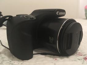 Câmera Semiprofissional Canon Powershot Sx530hs