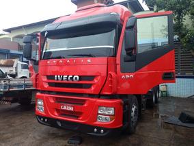 Iveco Stralis 420 6x4 2008 Top