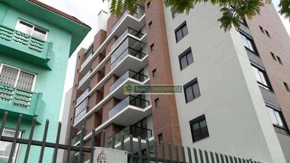 Apartamento À Venda, 127 M² Por R$ 649.000,00 - Vila Izabel - Curitiba/pr - Ap0687
