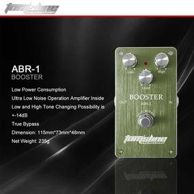 Pedal Guitarra Booster Abr-1 Impulsionador (pronta Entrega)
