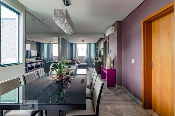 Apartamento No 6º Andar Mobiliado Com 4 Dormitórios E 5 Garagens - Id: 892988705 - 288705