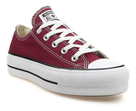 Tênis Plataforma Casual Converse All Star Ct09630010