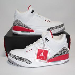 Tênis Air Jordan 3 Retro Katrina