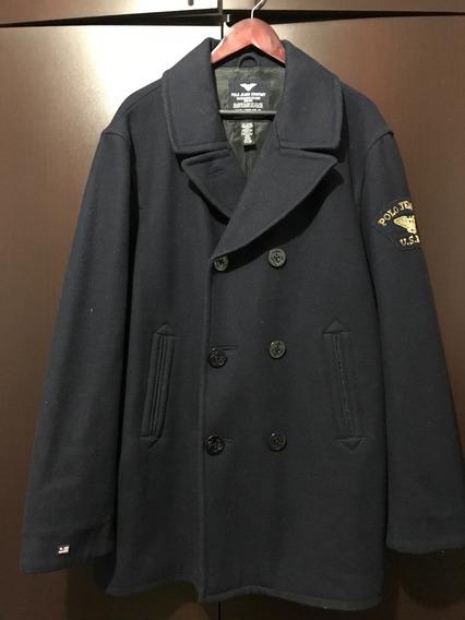 Abrigo Polo Ralph Lauren Original Usado En Excelentes Condxl