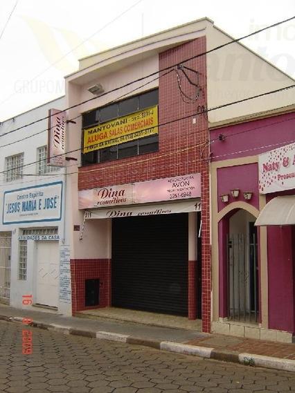 Comercial Para Aluguel, 0 Dormitórios, Centro - Tatuí - 1393