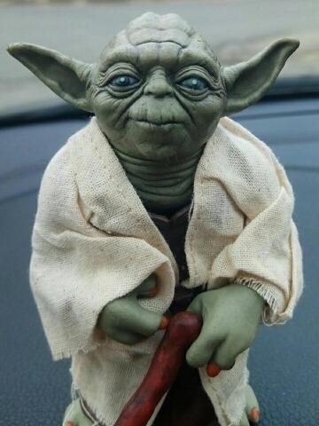 Maestro Yoda Star Wars Envio Gratis