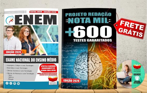 Apostila Exame Nacional Do Ensino Médio - 2020 - Enem