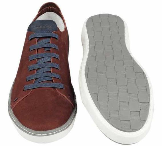 Sapato Casual Bmbrasil Couro Legítimo