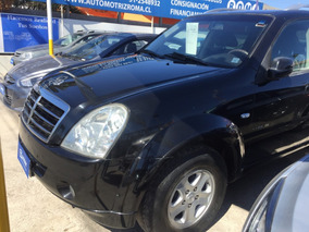 Ssangyong Rexton Full Diesel 4x4 Año 2011 Automatica