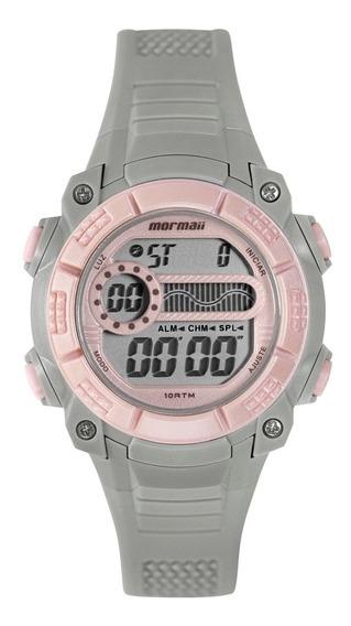 Relógio Feminino Mormaii Luau Mo7580ab/8c - Cinza