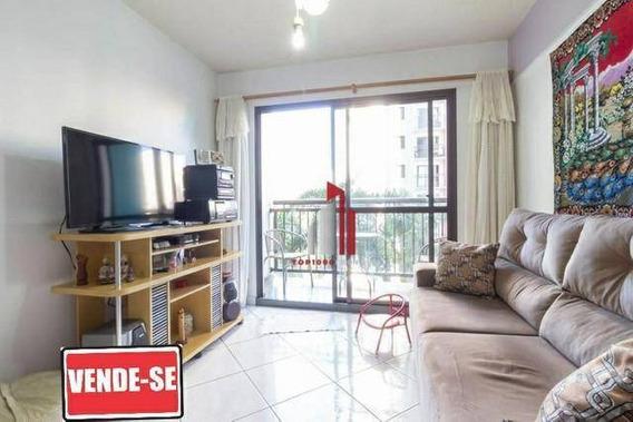 Apartamento Com 3 Dormitórios À Venda, 93 M² Por R$ 593.522,00 - Barra Funda - São Paulo/sp - Ap0848