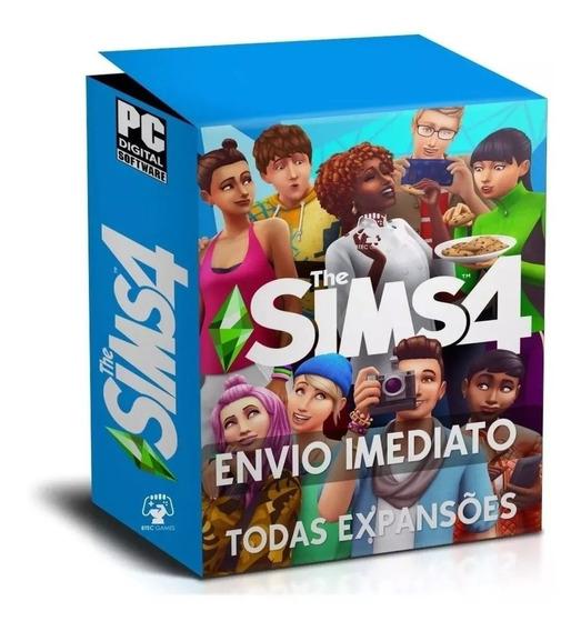 The Sims 4 Todas Expansões Em Português Pc