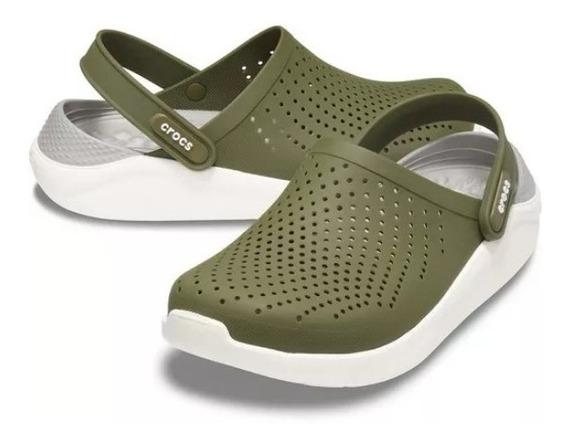 Crocs Literide Clog Originales (3 Colores)