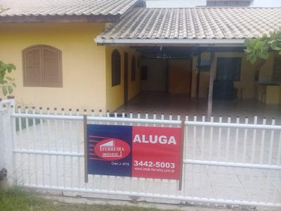 Casa Para Venda No Brejatuba Em Guaratuba - Pr - 1586-2