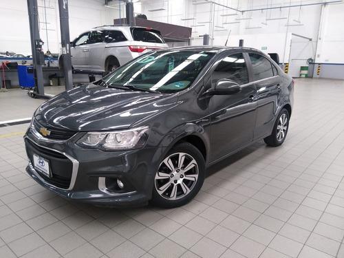 Chevrolet Sonic 2017 1.6 Premier At