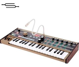 Teclado Sintetizador Microkorg Korg Mk1 Con Vocoder - Envio