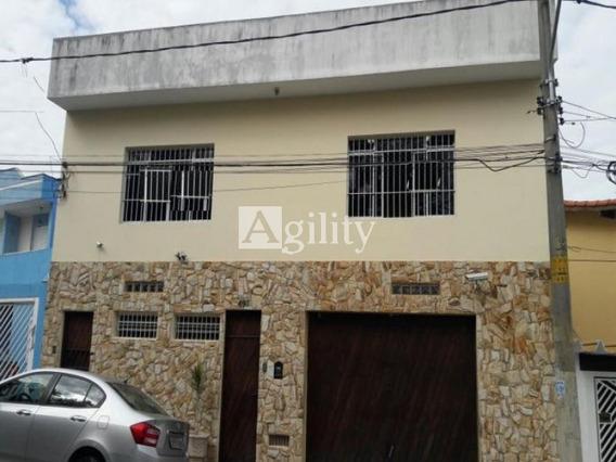 Prédio Comercial Na Vila Guilhermina- Estuda Permuta - 4774