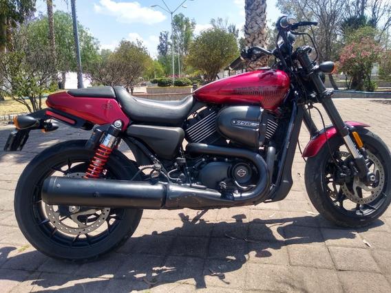 Harley Davidson Street 750cc 2017