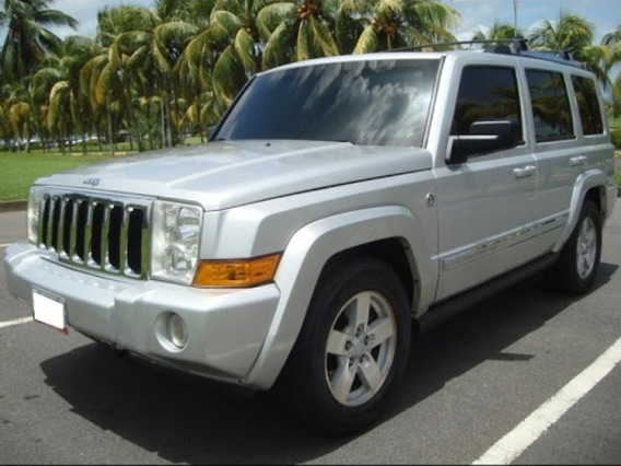 Jeep Commander 4x4 Blindada Nivel Iv