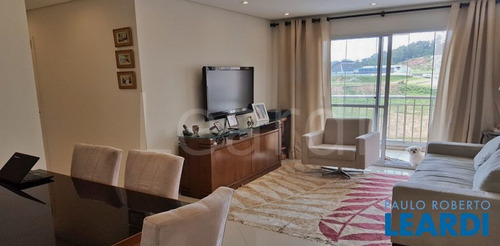 Imagem 1 de 9 de Apartamento - Tamboré - Sp - 486241