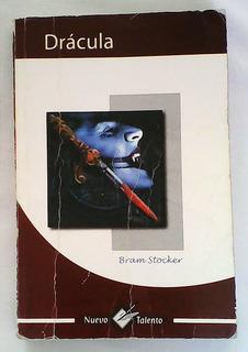 Libro Drácula Bram Stocker Novela De Misterio Y Suspenso