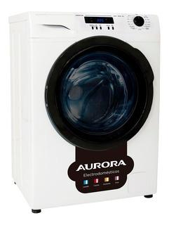 Lavarropas Automatico Aurora 6506 Frontal 600rpm 6kg 29 Prog