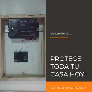 Protector Integral Voltaje 110v 80amp (casa/ofic/negoc)