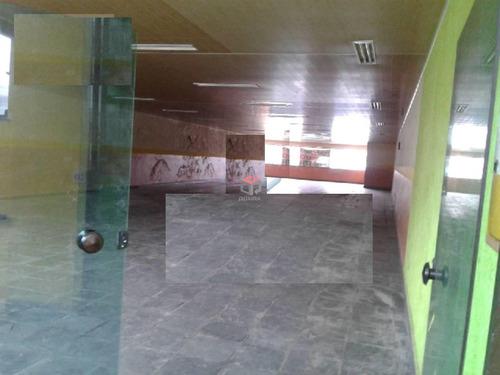 Imagem 1 de 6 de Salão Comercial 350 M² Com 2 Banheiro - Vila Gumercindo - São Paulo - Sp - 100613