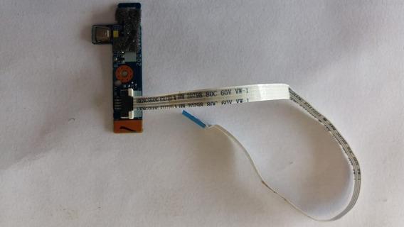 Botão Power Notebook Philco 14m