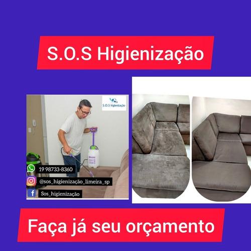 Imagem 1 de 2 de Sos Higienização