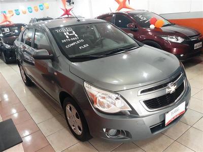 Chevrolet Cobalt 1.8 Mpfi Lt 8v Flex 4p Automático 2013/2014