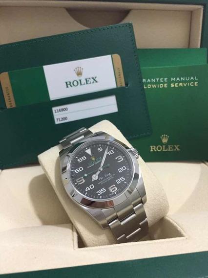 Rolex Airking Modelo Novo Original