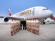 Passagens Internacionais Emirates (promocional)