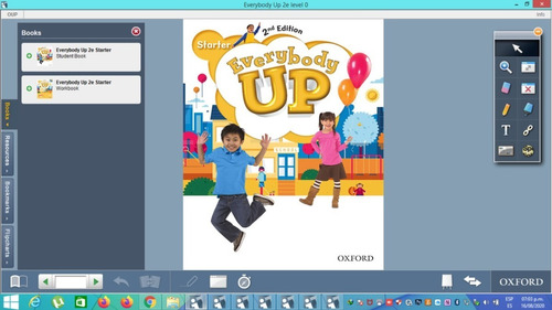 Itools 2(e) Everybody-up Full 0-6 English
