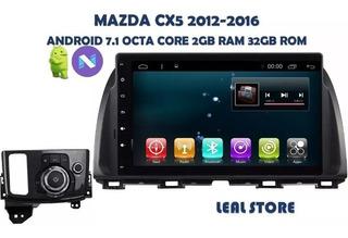 Auto Radio Android 7.1 Para Mazda Cx5 2011-2016