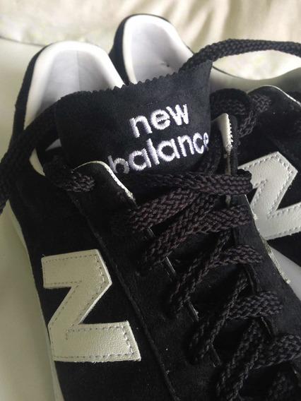 Zapatos New Balance Tempusbb Negros Talla 10,5 Como Nuevos