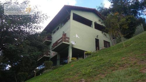 Casa À Venda Por R$ 550.000,00 - Secretário - Petrópolis/rj - Ca0289