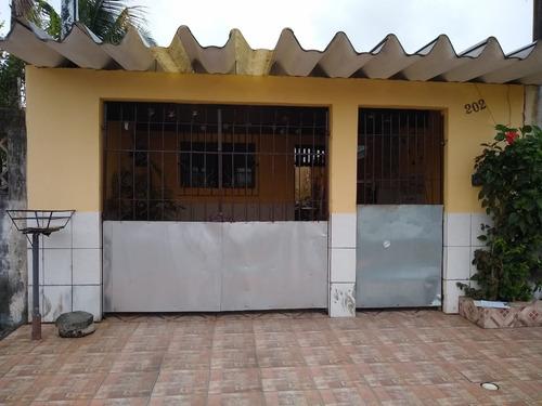 Ótimo Imóvel  Na Cidade De Mongaguá - Ca00663 - 33999392