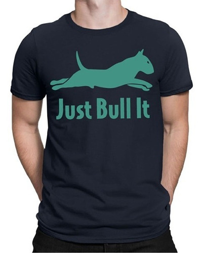 Remeras Hombre Bull Terrier Hf ® Dog Thinker Pack X 6