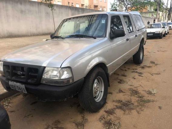 Ford Ranger 2.8 Xl Cab. Dupla 4x4 4p 2003