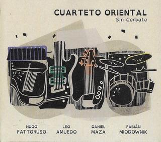 Hugo Fattoruso, Daniel Maza - Cuarteto Oriental