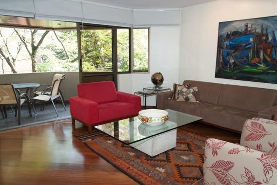 Belo Apartamento Elegante No Campo Belo - 270 M² - 4 Dormitórios 3 Vagas - 345-im58698