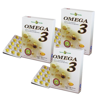 Omega 3 Barato 180 Cápsulas Soft Gel